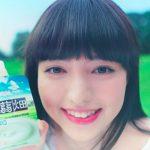 蒟蒻畑ヨーグルト味CMの女の子・多屋来夢がかわいい!ハーフモデル?